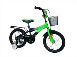 """Велосипед Air Dynamic 16"""" зелёный."""