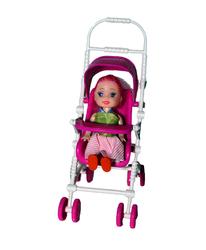 Кукла в коляске 1188.