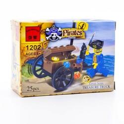 Конструктор 1202 Пиратская серия.