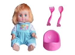 Кукла JF1402C в рюкзаке.