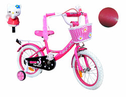 "Велосипед Air Dynamic 16"" розовый."