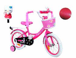 "Велосипед Air Dynamic 14"" розовый."