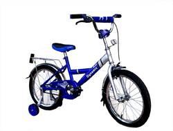 """Велосипед Air Dynamic 16"""" синий."""