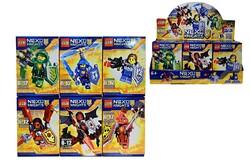Набор  конструкторов Nexo Knights 3D36901 (12 шт.).