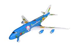 Самолет 380-10.