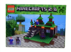 Конструктор 4407 Minecraft.