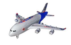 Самолет  6268 в пакете.