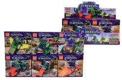 Набор  конструкторов 74007 Ninja Turtles  (6 шт.).