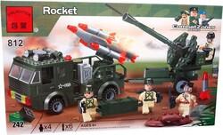 Конструктор 812 Военная серия.