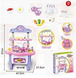 Детская кухня 818B (c водой).