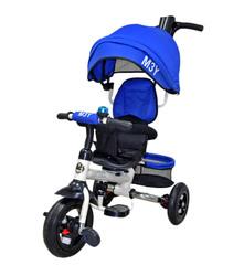 Велосипед трехколесный JD-85 синий.