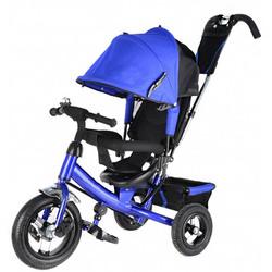 Велосипед MF289689 синий.