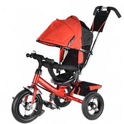 Велосипед  MF289689 красный.