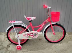 """Детский велосипед Star Baby 20"""" красный."""