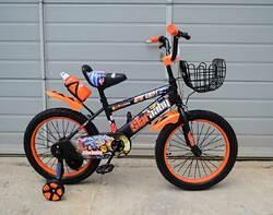 """Велосипед Star Baby 20"""" с бутылочкой оранжевый."""