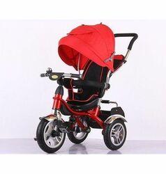 Велосипед 3-х колесный HT-5688-A красный.