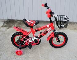 """Велосипед Star Baby красный 12""""."""