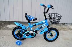 """Велосипед Star Baby синий 12""""."""