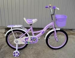 """Велосипед Star Baby 20"""" Фиолетовый."""