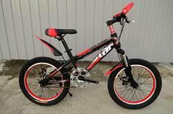 Велосипед горный 18 Star baby красный.